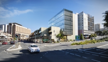 Office & Medical Complex, South Brisbane
