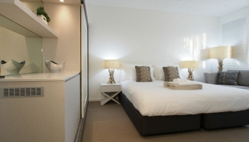 110 Room Hotel Refurbishment, Caloundra