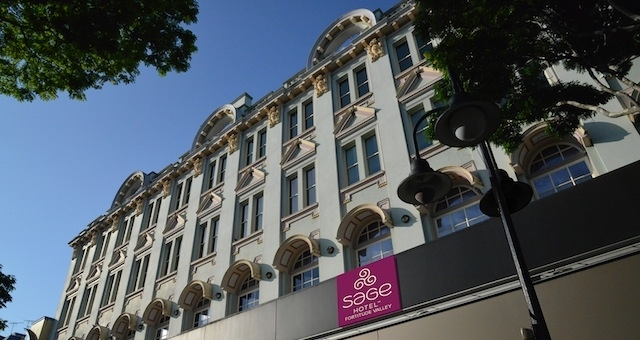 Hotel Conversion of Heritage Building, Fortitude Valley