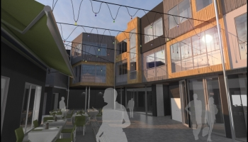 Bakery Lane Mixed Use Project, Fortitude Valley