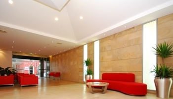Office Building Foyer Refurbishment, Brisbane